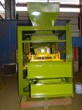 Вес блока кирпича меньше машина делать кирпича Qt3-20