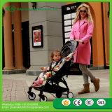 Preiswerter Baby-Spaziergänger mit Arbeitsweg-System, Pocket beweglicher Baby Sroller Luxus, kundenspezifische Auto-Baby-Spaziergänger in Südafrika