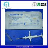 주사통을%s 가진 RFID 유리관 마이크로 칩을 추적해 동물성 애완 동물