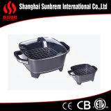 非棒の台所用品の電気小鍋の&Slowの炊事道具