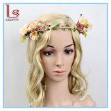 Accessori dei capelli della corona dei fiori della sposa di cerimonia nuziale di modo