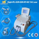 卸し売り多機能E-Light+IPL+RF+ND YAGレーザー機械