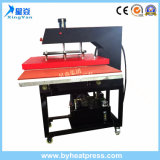 Quiet Hydraulic Cylinder Oil Pressure Printing Heat Press Machine