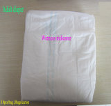 Adult jetable Diaper (film de PE, bande de pp)