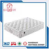 Espuma Pocket comprimida del resorte y de la memoria con el colchón de la alta calidad