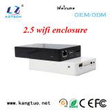 Nuevo SATA de 2,5 pulgadas con conexión inalámbrica WiFi USB3.0 Gabinete DISCO DURO