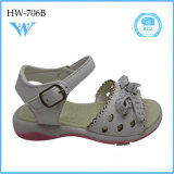 China Shoes Factory Chaussures pour enfants Sécurité Soft Girls Sandal