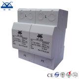 2p 60KA monophasé modulaire protecteur contre les surtensions