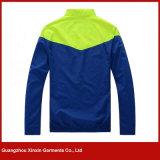 중국 공급자 방수 남자 두건이 있는 재킷 (J211)