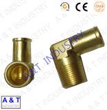 CNC OEMでODMは高品質の銅の部分を造った