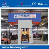 Motor servo que conduce el fabricante de alta velocidad de la prensa de tornillo