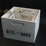 Коробка сбор винограда MDF En71 ASTM стандартная деревянная