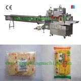Nahrungsmittelverpackungsmaschine-horizontale Fluss-Verpackungsmaschine