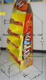 Candy бумаги стойки дисплея, Леденцы картон покрытие стойки дисплея (B & C-A079)