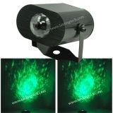 Disco зеленый светодиодный индикатор воды эффект волны мини-Stage лампа для Chirstmas