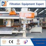 el PLC 2017 controló la prensa de filtro de 1500 series para el mineral del manganeso