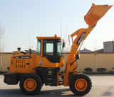1.5ton Mini Wheel Loader avec 1.4m3 Capacity Small Loader