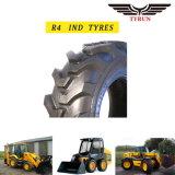 Schräge industrielle Reifen mit Muster R4