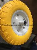 Rotella della gomma piuma dell'unità di elaborazione della carriola di qualità
