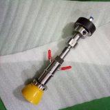 Dwj 5 Mittellinien-Wasserstrahlausschnitt-Düse für den Fluss-Typen Wasserstrahlausschnitt-Maschine