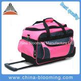 Sacchetto dei bagagli a ruote carrello della valigia del Holdall di corsa di sport esterni