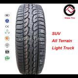 M/T fora do pneumático do carro da estrada, pneumático do caminhão leve de SUV, pneumático do carro da lama,
