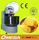 Serien-Spirale-Teig-Mischer der hohen Leistungsfähigkeits-automatischer 50kg SMF von China