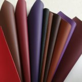 Couro do PVC do couro artificial do PVC do couro da mala de viagem da trouxa dos homens e das mulheres da forma do couro do saco do fabricante Z085 da certificação do ouro do GV
