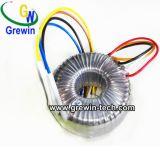 Transformador toroidal para la iluminación solar