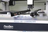 Linha de produção quente picareta da venda SMT do equipamento e máquina do lugar com câmera
