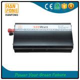 Fournisseur 500W de la Chine de convertisseur de véhicule de l'inverseur DC/AC de pouvoir de haute performance