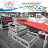 물결 모양 PVC 기와 합성 기와 기계장치를 지붕을 달아 애완 동물