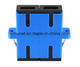 Optische Adapter van de Vezel van Sm van Sc/Upc de Duplex