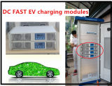 Estación rápida vertical del cargador de la C.C. de EV para la pila electrónica del vehículo y de la carga de EV con el conector del SAE y de Chademo