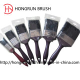Escova de pintura plástica da cerda (HYP002)