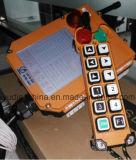 Teledirigido sin hilos de Dirk F24-12s para las grúas de correa eslabonada hidráulicas