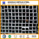 Большое качество и сваренная обслуживанием гальванизированная углеродом труба перевозки структуры стальная
