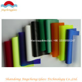 6.38mm/10.38mm/12.38mm ausgeglichenes farbiges PVB lamelliertes Glas