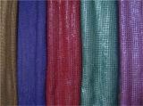 Металлические конструкции шторки для гостиной