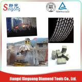 Herramientas de diamante de piedras (segmentos de diamante)