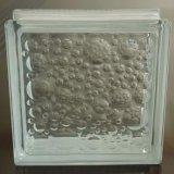 L'Eau Claire bulle bloc de verre