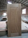 Piel de /Door de la piel de la puerta de la teca para Iraq