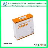 10A impermeabilizar Smart Wireless de la luz de la calle del controlador de batería solar con el controlador LED (QW-SR-DH50).