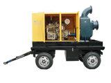 Bewegliche Dieselmotor-Wasser-Pumpe
