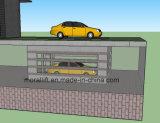 Elevatore di parcheggio di uso dell'automobile di approvazione due del CE con la doppia piattaforma