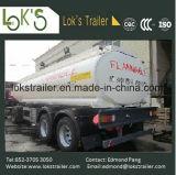De 22 Cbm de camion-citerne remorque semi