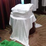 Vente à chaud 100% coton teint Serviette de bain pour l'hôtel