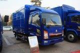 Sinotruk HOWO 가벼운 의무 말뚝 트럭 10ton
