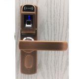 Cerradura de huella dactilar inteligente incombustible residencial