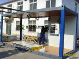 Standardgrößen-ökonomisches Baugruppen-Behälter-Haus durch Stahlkonstruktion